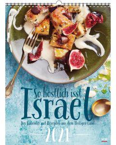 So köstlich isst Israel 2021