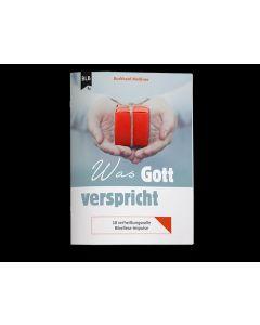 Was Gott verspricht - Burkhard Meißner | CB-Buchshop