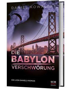 ARTIKELNUMMER: 396059000  ISBN/EAN: 9783775160599 Die Babylon-Verschwörung Daniel Kowalsky (Autor) CB-Buchshop 3D Cover