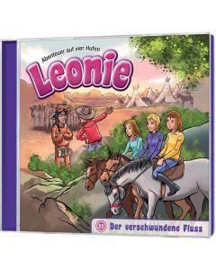 Leonie: Abenteuer auf vier Hufen (22) - Der verschwundene Fluss - CD | CB-Buchshop