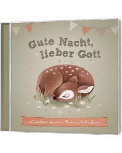Gute Nacht, lieber Gott - CD | CB-Buchshop
