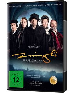 Zwingli - Der Reformator | CB-Buchshop