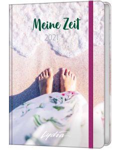Meine Zeit 2021 - Taschenkalender (Lydia)
