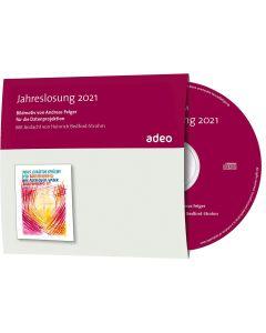 Jahreslosung 2021 - CD-ROM mit Bildbetrachtung