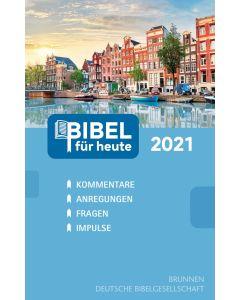 Bibel für heute 2021 - Buchausgabe