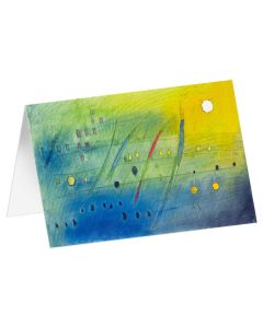 "Kunstkarten ""Takt"" - 5 Stk"