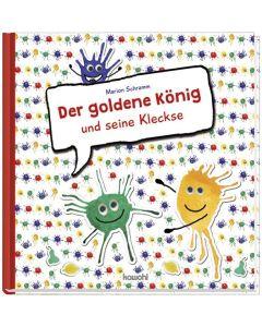 Der goldene König und seine Klekse