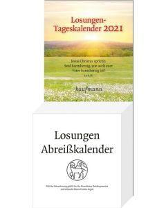 Losungen Abreißkalender 2021
