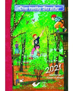 Die Helle Straße - Buchkalender 2021 | Dillenburger Kinder-Kalender
