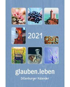 glauben.leben 2021 - Buchausgabe | CB-Buchshop