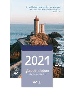 glauben.leben 2021 - Abreißkalender | CB-Buchshop