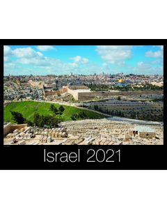 Israel 2021 - Kalender (Spiralbindung) | CB-Buchshop