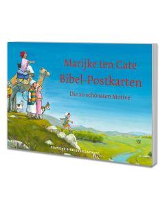 Bibel-Postkarten - Marijke ten Cate