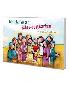 Bibel-Postkarten - Mathias Weber