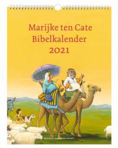 Bibelkalender 2021 - Marijke ten Cate