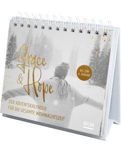 Grace & Hope - Der Adventskalender für die gesamte Weihnachtszeit