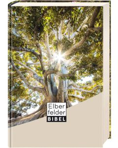 Elberfelder Bibel - Standardausgabe, Motiv Baum