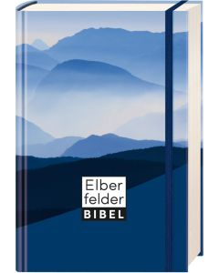 Elberfelder Bibel - Taschenausgabe, Motiv Berge | CB-Buchshop