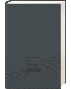 Elberfelder Bibel - Taschenausgabe, ital. Kunstleder grau | CB-Buchshop