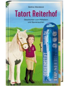 Tatort Reiterhof - Bettina Wendland