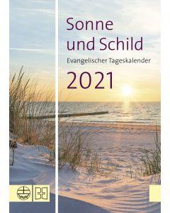 Sonne und Schild - Buchkalender 2021