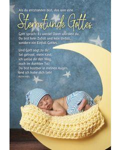 Faltkarte: Sternstunde Gottes - Geburt