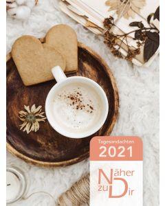 Näher zu Dir 2021 - Buchkalender Motiv Kaffeepause
