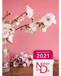 Näher zu Dir 2021 - Buchkalender Motiv Kirschblüte