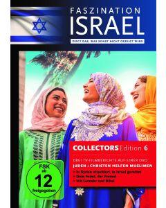 Faszination Israel - Juden und Christen helfen Muslimen