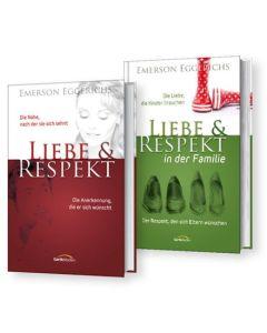Buchset: Liebe & Respekt + Liebe & Respekt in der Familie