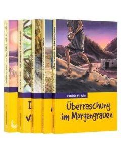 """Kinderbuchpaket """"Gelbe Reihe""""  – 5 Bände im Paket"""