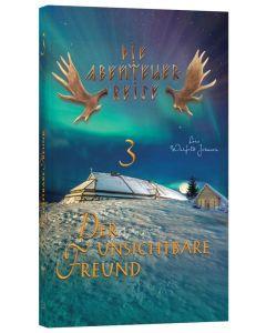 Die Abenteuer-Reise (3) - Der unsichtbare Freund | CB-Buchshop - Cover 3D