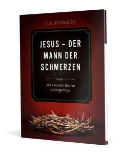 Jesus - Der Mann der Schmerzen - Hörbuch