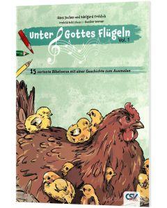 Unter Gottes Flügeln – Vol. 1