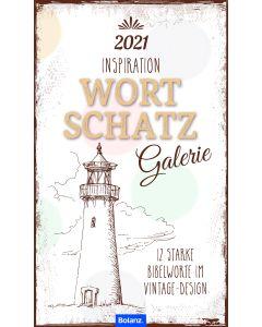 Inspiration Wortschatzgalerie 2021