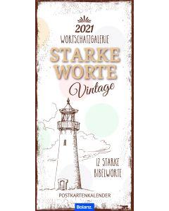 Starke Worte 2021 - Vintage