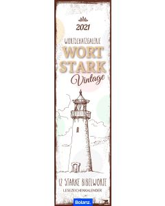 Wortstark 2021 - Vintage