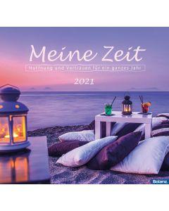 Meine Zeit 2021 - Wandkalender