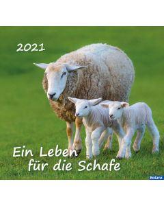 Ein Leben für die Schafe 2021 - Wandkalender