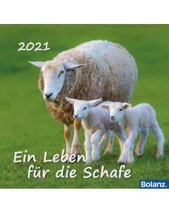 Ein Leben für die Schafe 2021 - Tischkalender