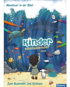 Kinderbibelkalender 2021