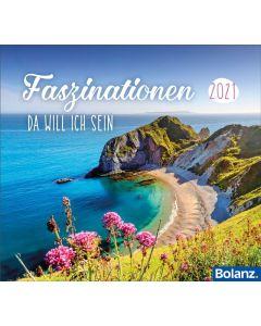 Faszinationen 2021 - Minikalender