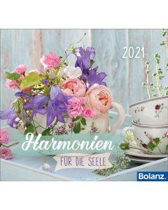 Harmonien für die Seele 2021 - Minikalender