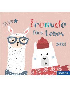 Freunde fürs Leben 2021 - Minikalender