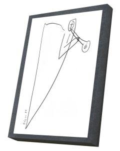 """Kunstkarten-Set """"Stille Boten"""""""