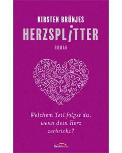 Herzsplitter - Kirsten Brünjes
