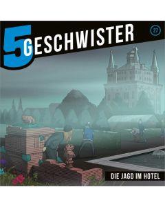 Fünf Geschwister - Die Jagd im Hotel (27)