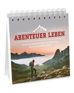 Abenteuer Leben - Aufstellbuch | CB-Buchshop