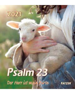 Psalm 23 - Wandkalender 2021