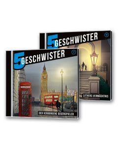 CD-Set: 5 Geschwister 17&18